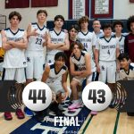 JV Boys Basketball Beats Mira Mesa