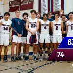 Varsity Boys Basketball Beats Mira Mesa