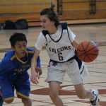 Freshman Boys Basketball Beats Mira Mesa