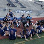 JV Girls Soccer Ties Westview