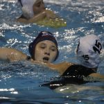 Girls JV Water Polo Falls To Point Loma
