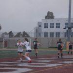 Girls JV Soccer Beats Point Loma