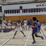 Boys Varsity Basketball Beats San Diego