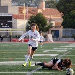 Girls JV Soccer Beats La Jolla On The Road