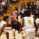 Varsity Boys Basketball @ Serra