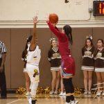 Varsity Girls Basketball Falls To Serra On The Road