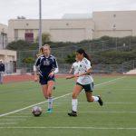 JV Girls Soccer vs. Hilltop