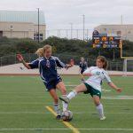 JV Girls Soccer Beats Hilltop