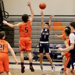 Freshman Boys Basketball Beats Vallhalla