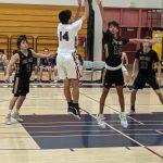 Varsity Boys Basketball vs. Point Loma