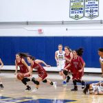 JV Girls Basketball @ Mira Mesa