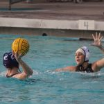 Girls JV Water Polo Falls To Mission Bay In Close Game