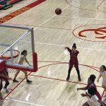 Varsity Girls Basketball Falls To Cathedral Catholic