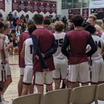 Varsity Boys Basketball Falls To University City In Close Game