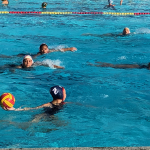 Varsity Girls Water Polo Beats Mt. Miguel