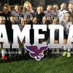 Girls Soccer vs. Point Loma Tonight 4:00/6:00