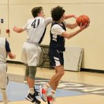 Freshman Boys Basketball Beats Granite Hills