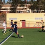 Boys JV Soccer Beats Point Loma