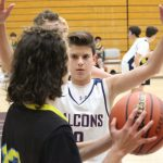 Freshman Boys Basketball Falls To El Cajon Valley