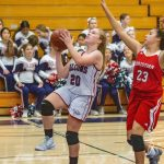 Girls JV Basketball vs. Christian
