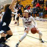 Varsity Girls Basketball Falls To Christian