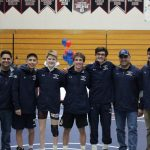 Wrestling Celebrates Senior Night 2020 vs. Serra