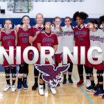 Girls Basketball Senior Night Tonight vs. Serra