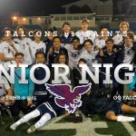 Boys Soccer Senior Night Tonight vs. St. Augustine