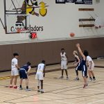 Boys JV Basketball Beats Serra