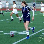 Girls JV Soccer Beats Bishops