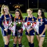 Girls Soccer Celebrates Senior Night 2020