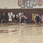 Boys JV Basketball @ Point Loma