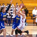 Girls JV Basketball vs. Mira Mesa