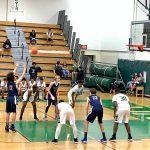 Boys JV Basketball @ Lincoln