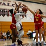 Varsity Girls Basketball vs. Cathedral Catholic - Album 2