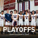 Boys Basketball CIF D2 Playoffs Tonight @ Oceanside