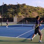 Boys JV Tennis Beats Francis Parker
