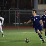 Varsity Boys Soccer Beats Crawford In CIF Playoffs Round 1