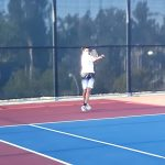 Boys Varsity Tennis Falls To Cathedral Catholic