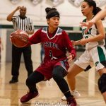 Varsity Girls Basketball Falls To Poway In CIF Playoffs Round 1
