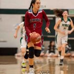 Varsity Girls Basketball @ Poway - CIF Playoffs Round 1