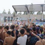 Varsity Swim & Dive Beats Mira Mesa