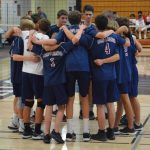 Boys JV Volleyball Falls To Cathedral Catholic