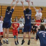 Boys JV Volleyball vs. Cathedral Catholic