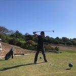 Varsity Boys Golf Beats Christian
