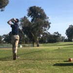 JV Boys Golf Falls To Cathedral Catholic