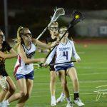 Varsity Girls Lacrosse Beats Torrey Pines