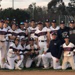 Varsity Baseball vs. Clairemont