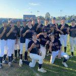 JV Baseball Beats Patrick Henry