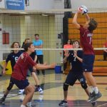 Boys JV Volleyball Beats University City
